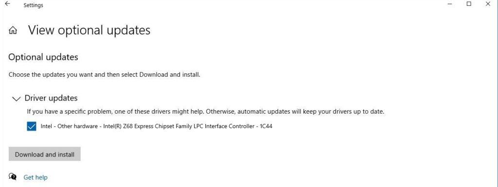 Microsoft повышает качество обновлений драйверов в Windows 10